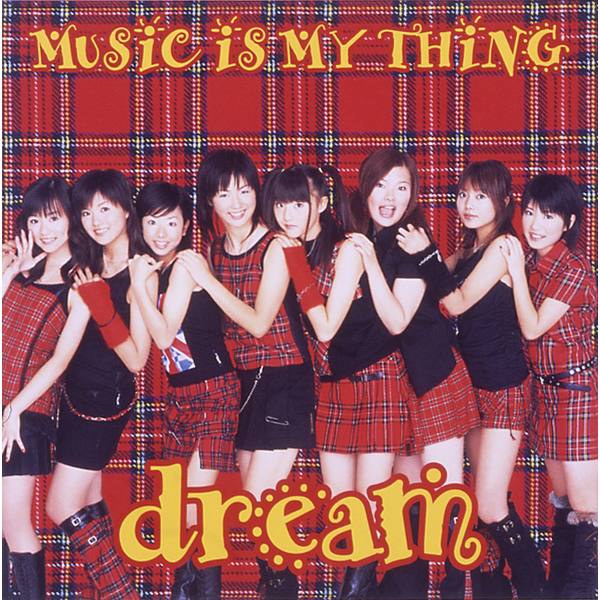 Primeiro single do novo dream (8 integrantes) - MUSIC IS MY THING